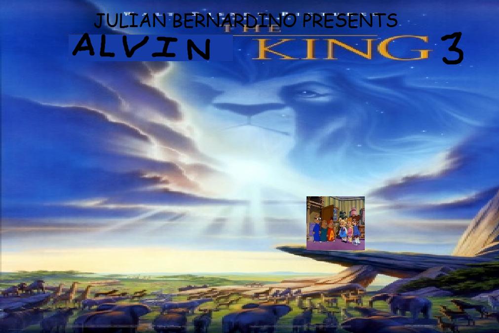 The Alvin King 1 1/2