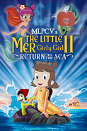 The Little Mer-Agent 2 Return to the Sea Poster