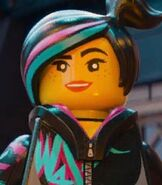 Wyldstyle in The Lego Movie
