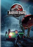 Jurassic Park (1993) VHS Cassete film-2