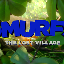 Smurfs the lost village title card.png