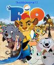 Rio (TheWildAnimal13 Animal Style) 1 Poster
