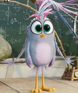 Silver Smiled in The Angry Birds Movie 2 (2019)
