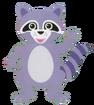 Rexy Raccoon