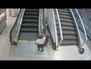 New report shows how boy managed to fall to his death on airport escalator