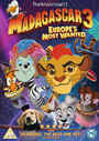 Madagascar (TheWildAnimal13 Animal Style) 3 Europe's Most Wanted Poster