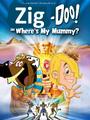 Zig-Doo in Where's my Mummy