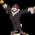 MLPCVTFQ - Grunkle Stan as Senator John McLaughlin