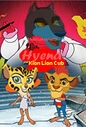 The Hyena and Kion Lion Cub Poster