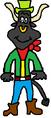 Freddie Bull (winter suit)