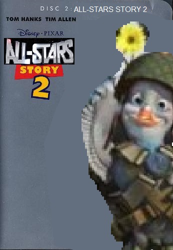 All-Stars Story 2 Home Video