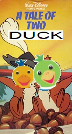 A Tale of Two Ducks (VHS)