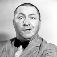 The Reader's Notebook; Curly Howard - Curly
