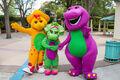 Barney, Bj and Baby Bop (Barney)