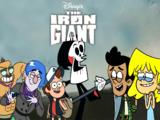 Disney's The Iron Giant 2017 Style