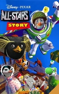 All-Stars Story 1 (VHS)