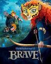 Brave (2012; TheWildAnimal13 Animal Style) Poster