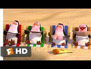 Madagascar (2005) - A Spitting Toast to Alex Scene (10-10) - Movieclips