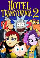 Hotel Transylvania 2 (MLPCVTFB's Version) Poster