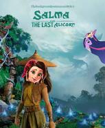 Salma and the Last Alicorn (2021) Poster