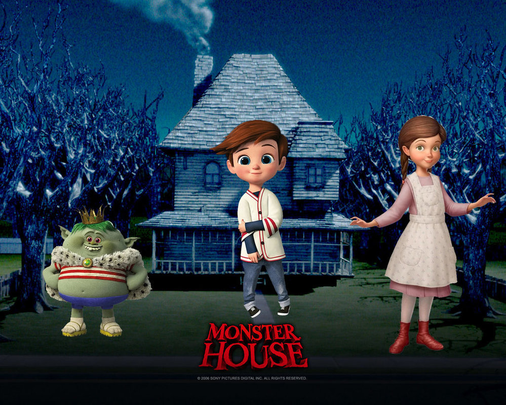Monster House (Toon Style)