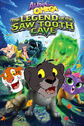 Alpha and Omega (TheWildAnimal13 Animal Style) 4 The Legend of the Saw Tooth Cave Poster