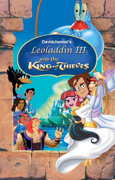 Leoladdin 3: The King of Thieves