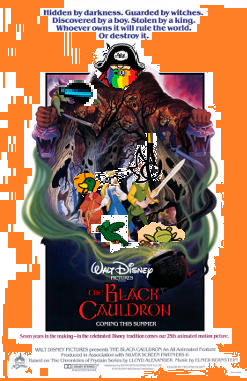 The Black Cauldron (FancyPantsRockz Style)