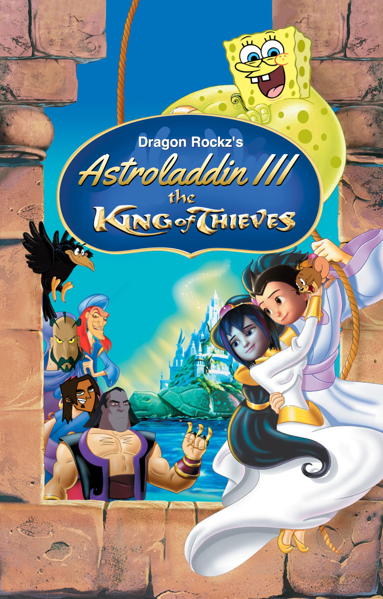 Astroladdin III: The King of Thieves