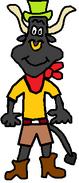 Freddie Bull (swimsuit)