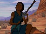 Tzipporah in The Prince of Egypt