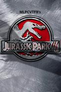 Jurassic Park 3 (2001) VHS Cassete film-1