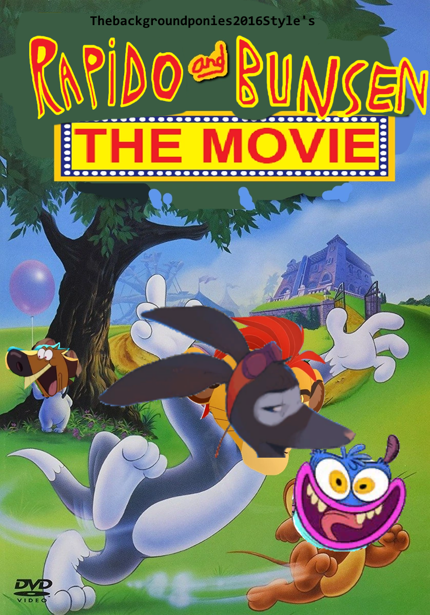 Rapido and Bunsen: The Movie