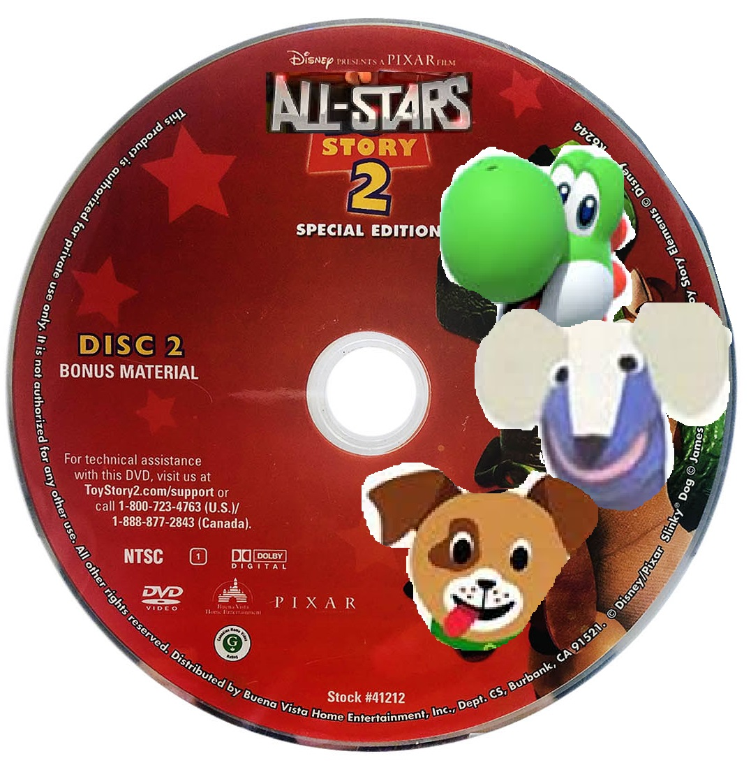 All-Stars Story 2 (DVD Disc) (Disc 2)
