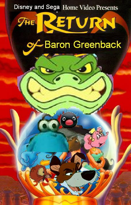 Orinoladdin 2: The Return of Baron Greenback