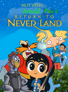 Arnold Pan Return to Neverland Poster
