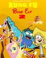 Kung Fu Blue Elf 2 Poster