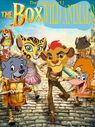 The BoxWild Animals Poster