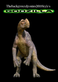 Godzilla (1998) (Thebackgroundponies2016Style's Version) Poster