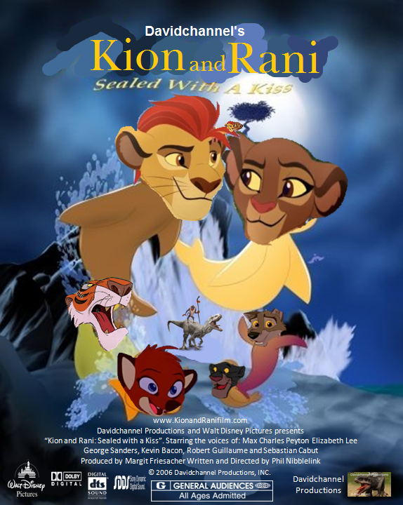 Kion and Rani: Sealed with a Kiss (2006)