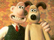 No 028 Wallace Gromit & Zachary 28