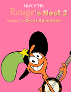 Rouge's Nest 2 Wander's Great Adventure DVD
