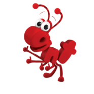 Ant in WordWorld