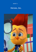 Heroes, Inc. Poster