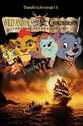 Wild Animals of the Caribbean 1 The Curse of the Black Pearl Poster