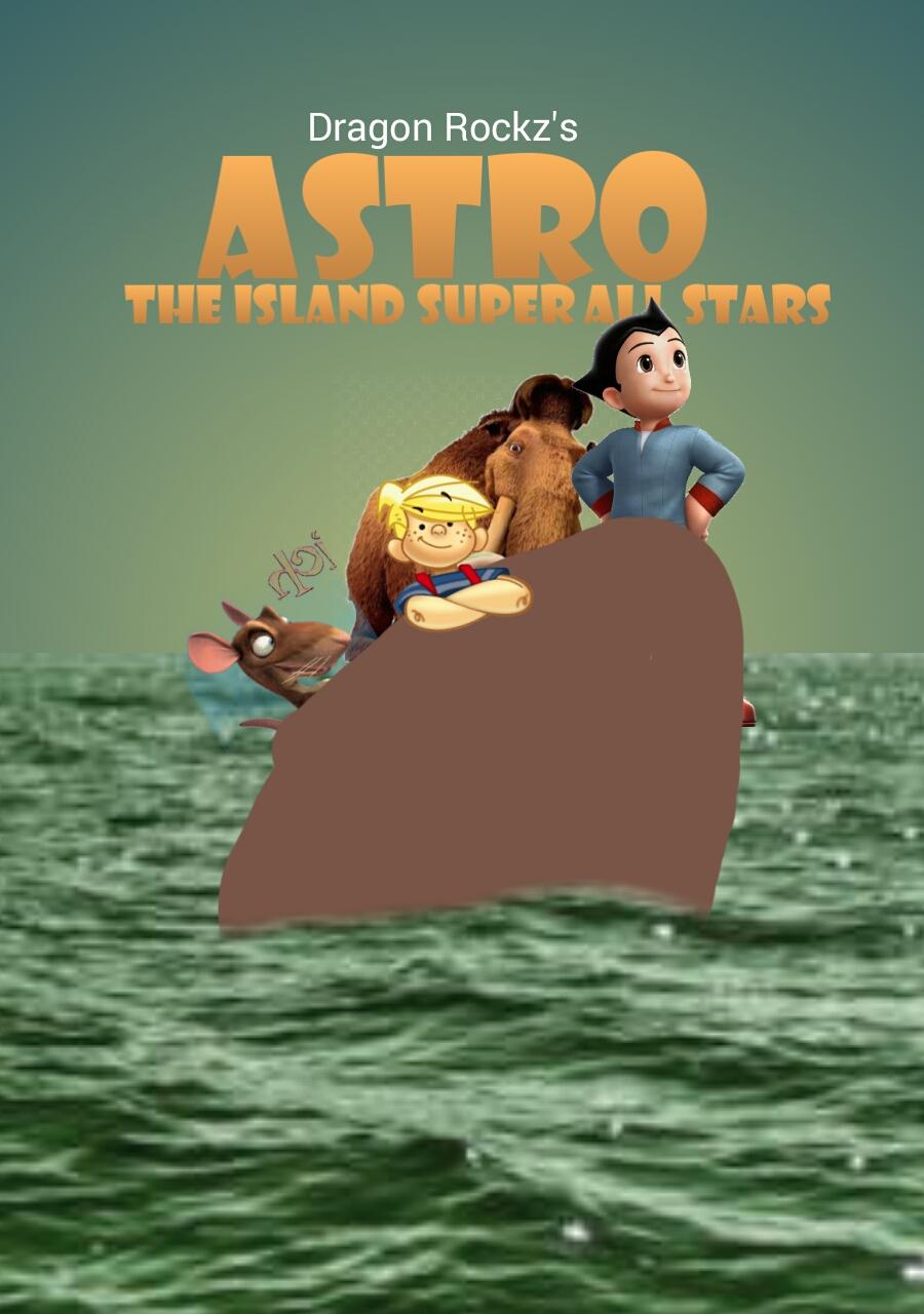 Astro The Island Super All Stars