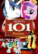 101 Ponies poster