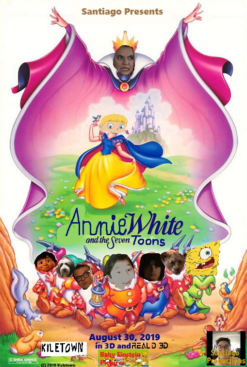 Annie White and the Seven Toons (Santiago Style)