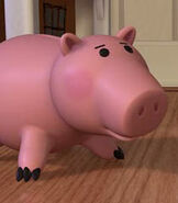 Hamm in Toy Story