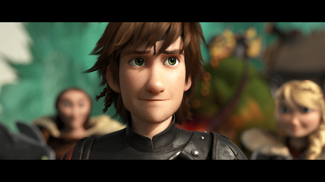 Hiccup's Eight Crazy Nights